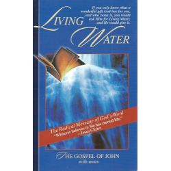Engels, Evangelie van Johannes, Living water