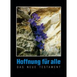 Duits, Nieuw Testament, Klein formaat, Hoffnung für alle