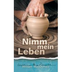 Duits, Neem mijn leven, William MacDonald