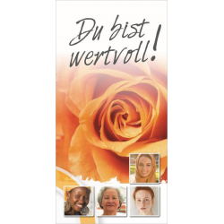 Duits, Traktaat, Je bent waardevol!
