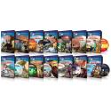 Nederlands, Kinder DVD, Fakkeldragers