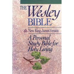 Engels, Wesley Studiebijbel, NKJV