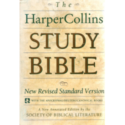 Engels, The Harper Collins Study Bible, NRSV