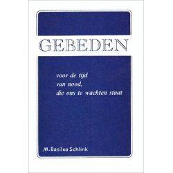Nederlands, Brochure, Gebeden voor de tijd van nood, M. Basilea Schlink