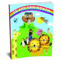 Nederlands, De Ark van Noach een vrolijk vingerverfboek, Anna-Katharina Stahl
