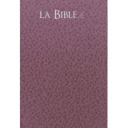 Frans, Bijbel, Louis Segond 21, Medium formaat, Harde kaft