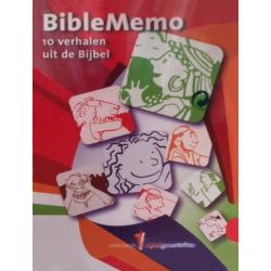 Nederlands, Kindermateriaal, Bible Memo
