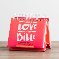 Engels, Bijbels Dagboek, Falling In Love With Your Bible, Shanna Noel