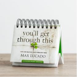 Engels, Bijbels Dagboek, You'll Get Through This, Max Lucado