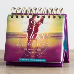Engels, Bijbels Dagboek, The 5 Love Languages, Gary Chapman