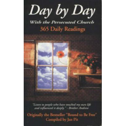 Engels, Bijbels Dagboek, Day by Day with the Persecuted Church, Jan Pit