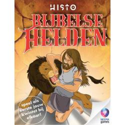 Nederlands, Spellen, Histo – Bijbelse helden