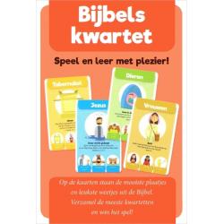 Nederlands, Bijbels kwartet speel & leer met plezier