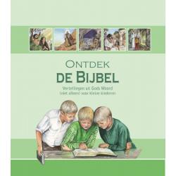 Nederlands, Kinderbijbel, Ontdek de Bijbel, N. Fast
