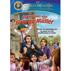 Meertalig, Kinder DVD, Het verhaal van George Müller