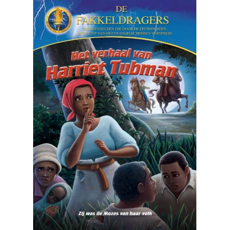 Meertalig, Kinder DVD, Het verhaal van Harriet Tubman
