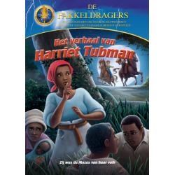 Spaans, Kinder DVD, Het verhaal van Harriet Tubman, Meertalig