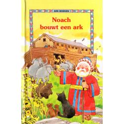 Nederlands, Kinderboek, Noach Bouwt een ark, Marjorie Newman