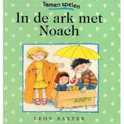 Nederlands, Kinderboek, Samen spelen in de ark met Noach, Leon Baxter