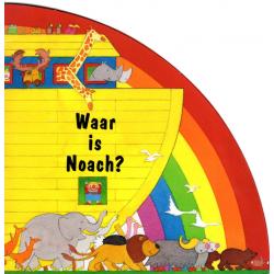 Nederlands, Kinderboek, Waar is Noach? Saskia J. Verpoorte