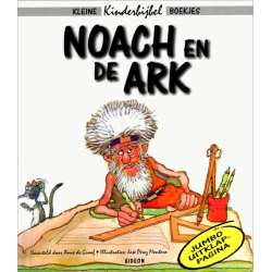 Nederlands, Kinderboek, Noach en de Ark, Anne de Graaf