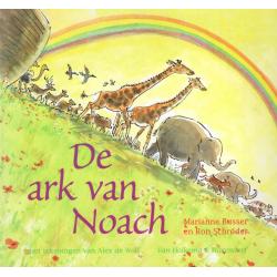 Nederlands, Kinderboek, De ark van Noach, Marianne Busser