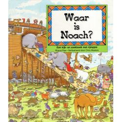Nederlands, Kinderboek, Waar is Noach? Rhona Pipe