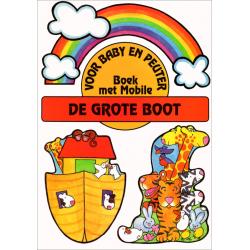 Nederlands, Kinderboek, De grote boot, Meryl Doney