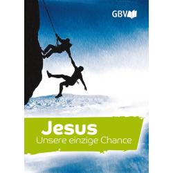 Duits, Brochure, Jezus - onze enige hoop, M. Paul