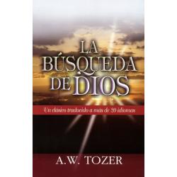 Spaans, Boek, Verlangen naar God, A. W. Tozer