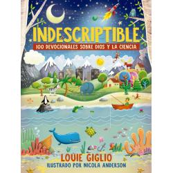 Spaans, Kinderdagboek, Onbeschrijfelijk, Louie Giglio