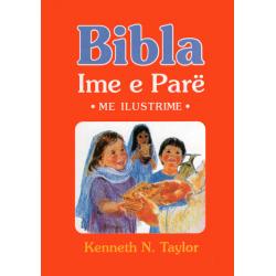 Albanees, Kinderbijbel, Mijn eerste Bijbel, Kenneth N. Taylor
