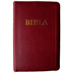 Albanees, Bijbel, Dhjata e Vjetër, Groot formaat, Leer, Bordeaux