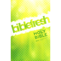 Engels, Bijbel, NIV, Medium formaat, Paperback, BibleFresh