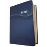 Papiaments, Bijbel, Koriente 2013, Groot formaat, Stevige kaft, Goudsnede, Blauw