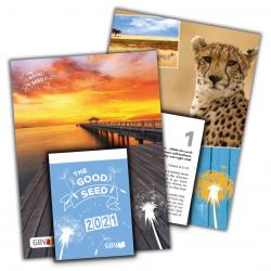 Engels, Kalender, Het Goede Zaad, Blok en Schild