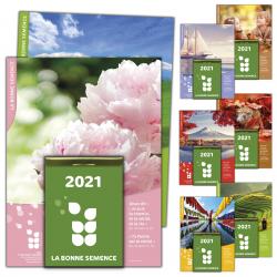 Frans, Kalender, Kalender, Het Goede Zaad, Blok en Schild