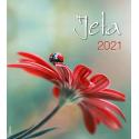 Albanees, Kalender met Ansichtkaarten LEVEN, 2021