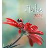 Albanees, Kalender met Ansichtkaarten LEVEN