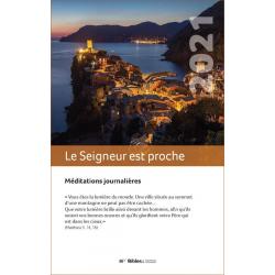 Frans, Bijbels dagboek, De Heer is nabij, 2021