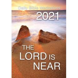 Engels, Bijbels dagboek, De Heer is nabij, 2021