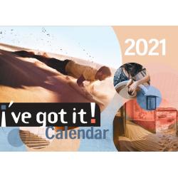 Engels, Kalender, Ik heb het!