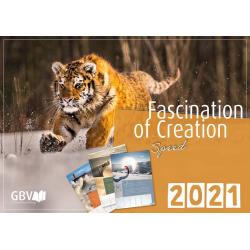 Engels, Kalender, Fascinerende Schepping, 2021