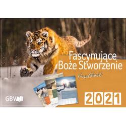 Pools, Kalender, Fascinerende Schepping, 2021