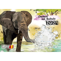 Chichewa, Kalender, Kleuren bij de Bijbel, 2021