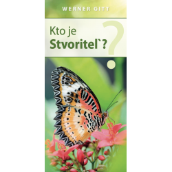 Slowaaks, Traktaat, Wie is de Schepper? Werner Gitt