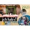 Duits, Kalender, Ik heb het! 2021