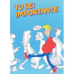 Brochure met Bijbelgedeelten, Italiaans