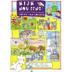 Nederlands, Kinderboek, Kijk nou eens! Frits van Loenen
