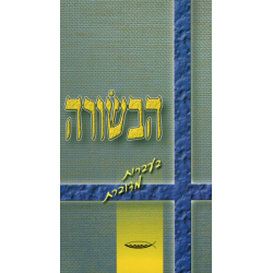Hebreeuws, De vier evangeliën